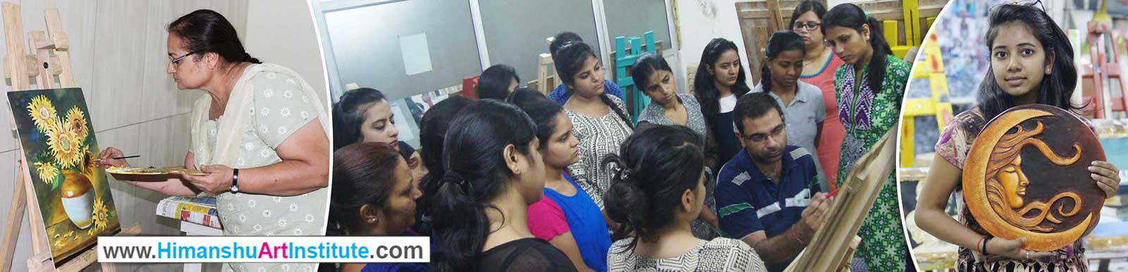 Diploma Course In Drawing And Painting Best Drawing Painting Classes In Delhi India